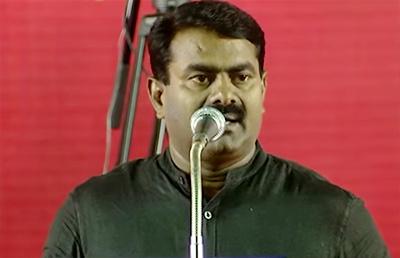 Naam Tamilar Seeman Introduce 234 Candidates And Gives Ferocious Public Speech – Full Video