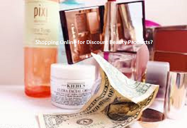 Shopping Online for Discount Beauty Products?