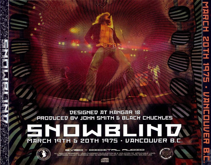 Christmas Led Zeppelin Evsd Snowblind