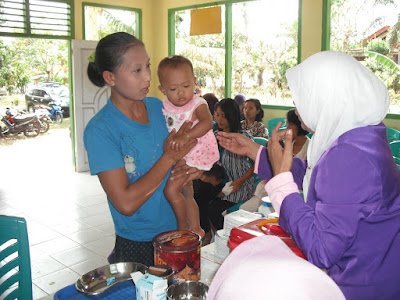 Akang Putra 6 Faktor Yang Berhubungan Dengan Kunjungan Ibu Balita Ke Posyandu