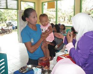 6 Faktor Yang Berhubungan Dengan Kunjungan Ibu Balita Ke Posyandu