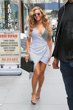 Beyonce Street-Style