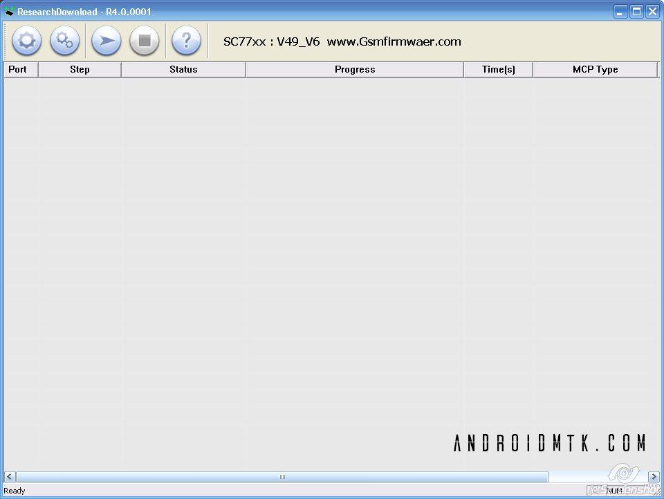 SUMON MOBILE SERVISING CENTER: SPD Upgrade Tool R4 0 0001