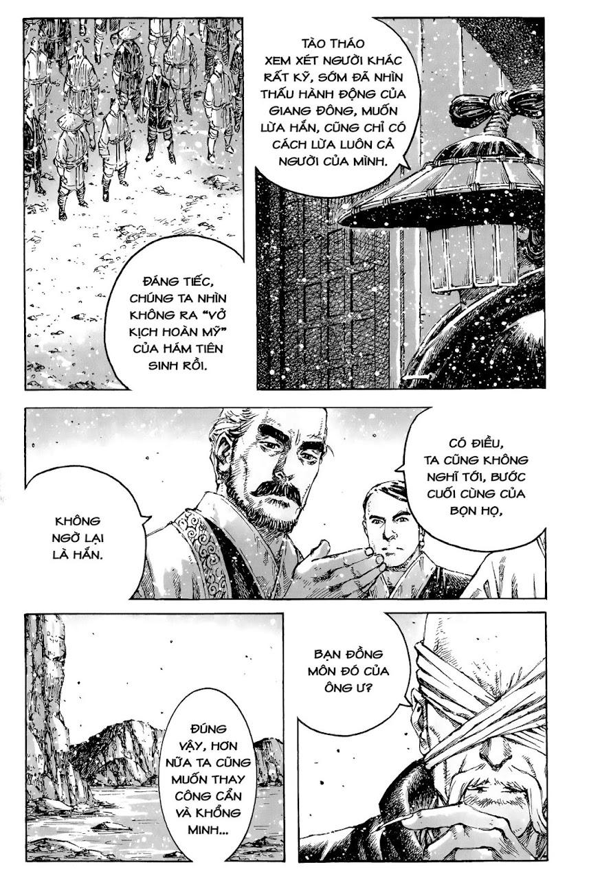Hỏa phụng liêu nguyên Chương 423: Kế mưu chân tướng [Remake] trang 17