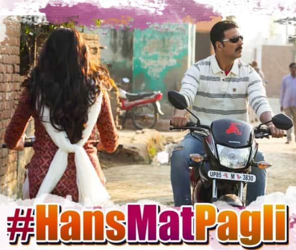 Has Mat Pagli Video Song of Toilet: Ek Prem Katha