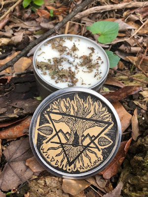 Element Candles by Wilde Autumn Apothecary
