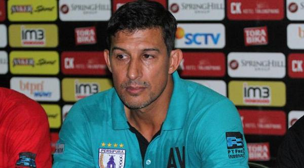 Pertajam Lini Depan, Striker Asal Argentina Diincar Persipura Jayapura