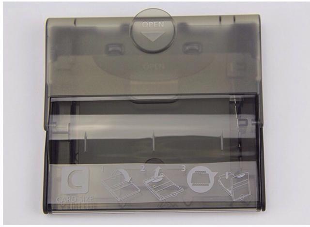 khay đựng giấy 3inch cho máy in ảnh nhiệt canon