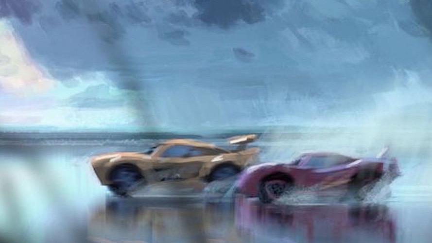 The Cars 3 Teaser Trailer Is Surprisingly Dark