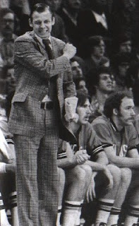 Syracuse Basketball Coach Roy Danforth