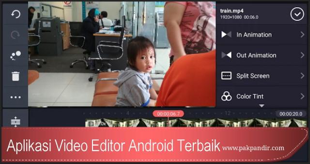 Download Aplikasi Edit Video Terbaik Untuk Membuat Video Bagus Keren