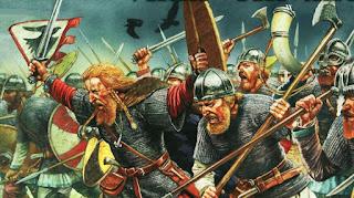 El Gran ejército pagano y la invasión vikinga de Inglaterra