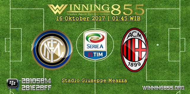 Prediksi Skor Inter Milan vs Milan 16 Oktober 2017