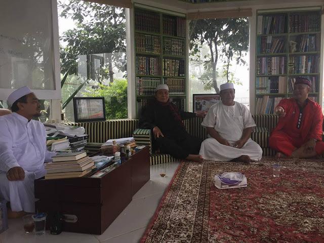 Catatan Eks Timses Jokowi: Habib Rizieq, Tempe dan Kuah Sayur Asam