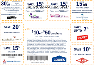 Home Depot coupons april