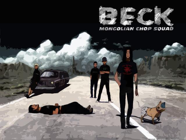 Beck - Mongolian Chop Squad (26/26) (170MB) (HDL) (Sub Español) (Mega)