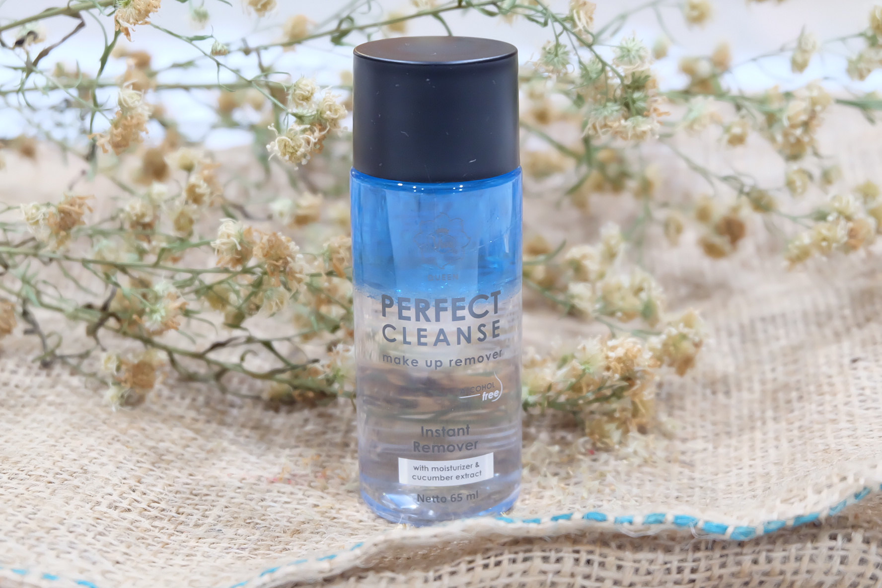 [Review] Viva Queen Perfect Cleanse Make Up Remover