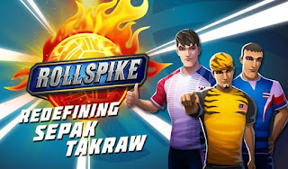 Free Download Roll Spike Sepak Takraw V.1.0.0 APK