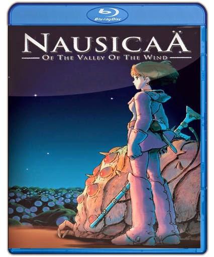 Nausicaa Guerreros del Viento (1984) 1080p HD Latino