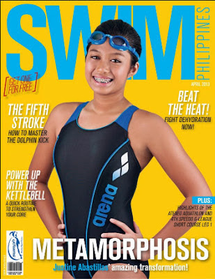 Swim PH cover