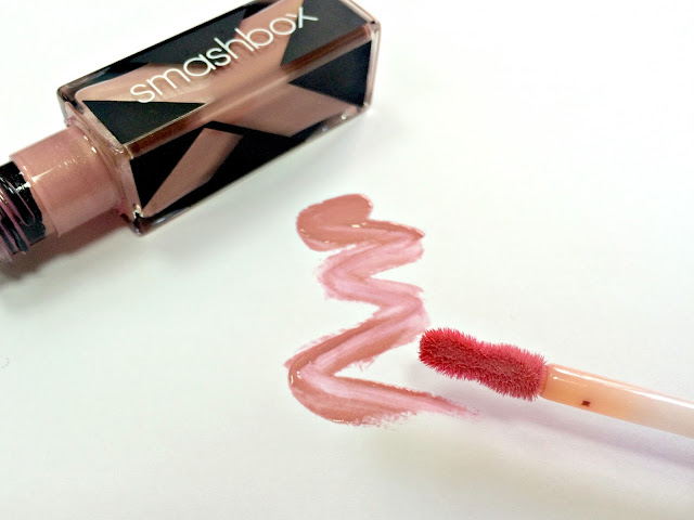 Smashbox Be Legendary Long-Wear Lip Lacquer in Flushed