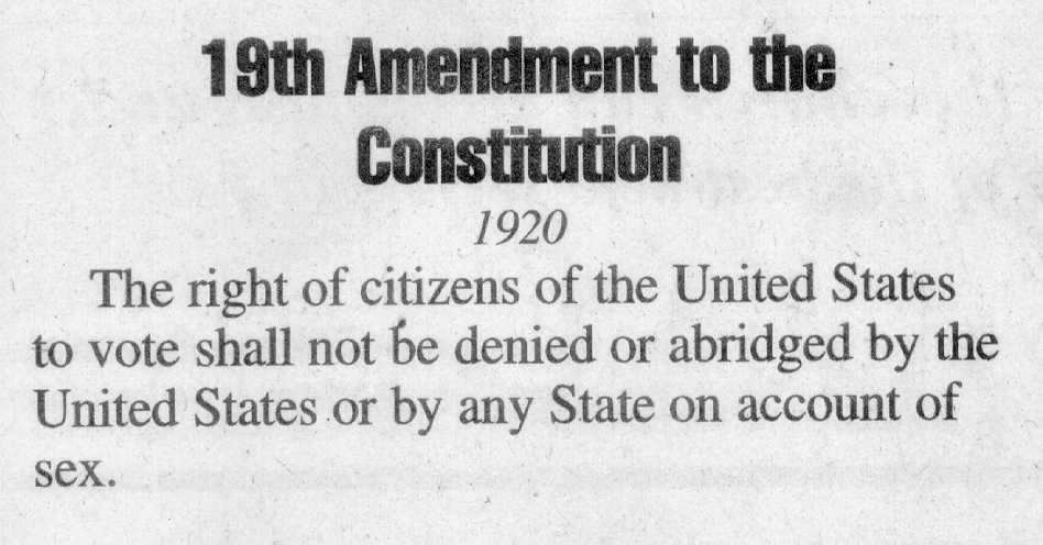 18th amendment congress essay
