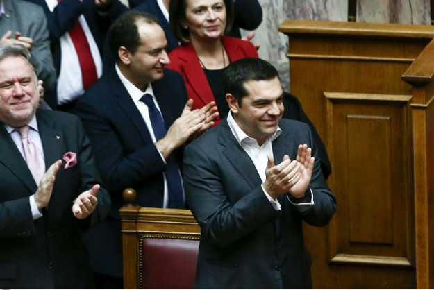 Τσίπρας: «Σήμερα γεννήθηκε μια νέα χώρα, η Βόρεια Μακεδονία»