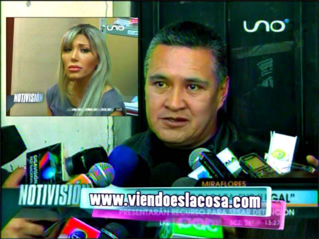 ABOGADO DE ZAPATA ASEGURA QUE MINISTRO QUINTANA ORDENÓ QUE GABRIELA NEGARA A SU HIJO