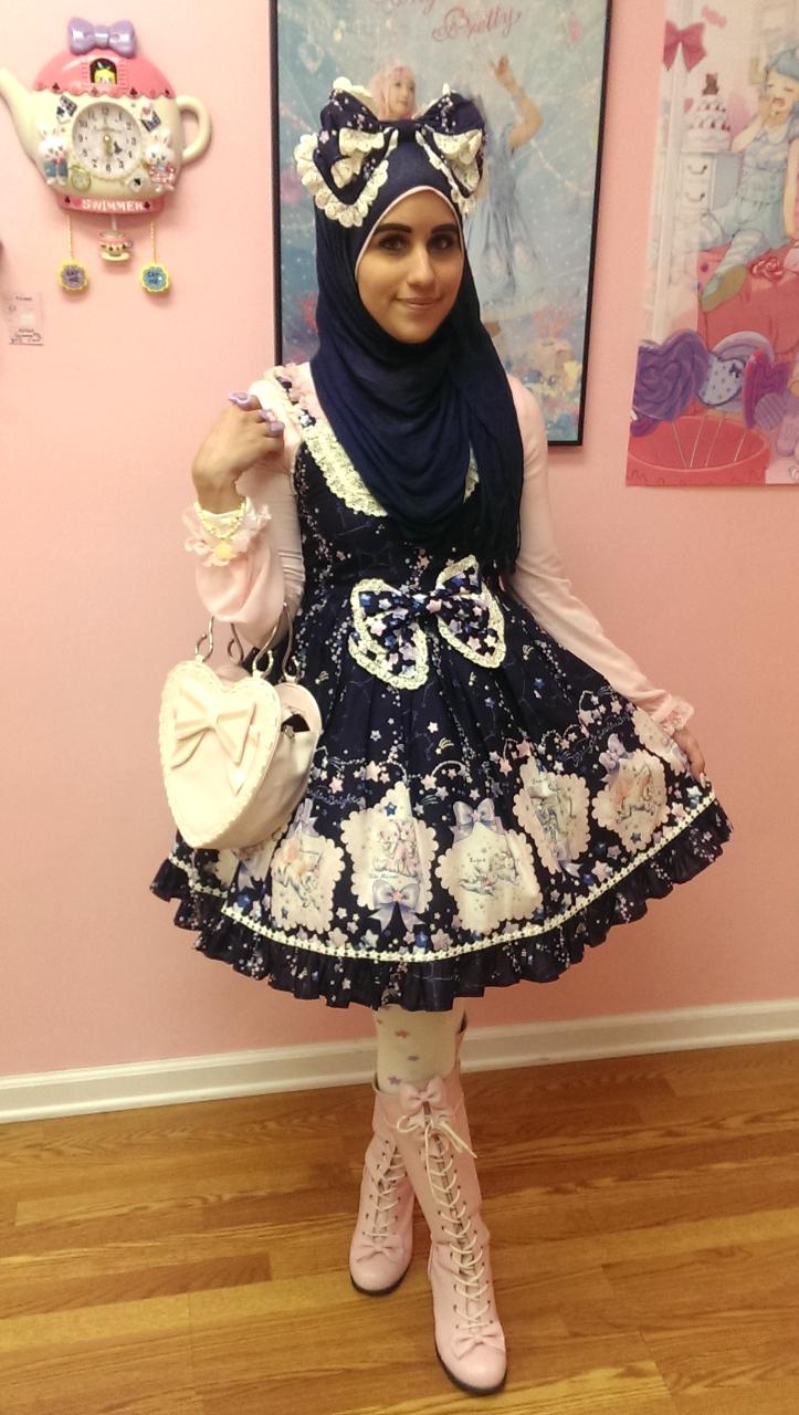 ازياء محجبات مستوحاة الموضة اليابانية tumblr_nj2x797CIs1qi