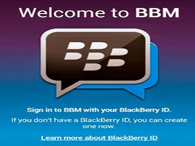Kelebihan Dan Keunggulan Aplikasi BlackBerry Messenger Versi Terbaru