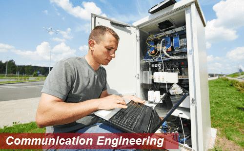 هندسة الاتصالات ؟ وفروعها ومناهجها ومجالات العمل بها