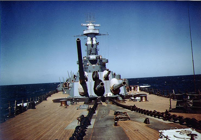 USS North Carolina 30 May 1941 worldwartwo.filminspector.com