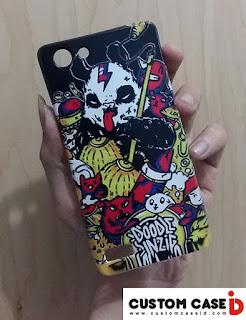 custom case doodle inzig