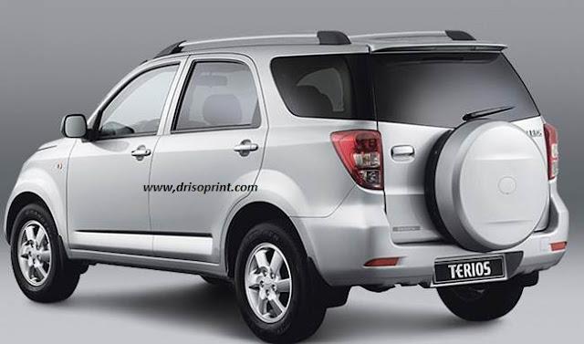 New Daihatsu Terios 2016