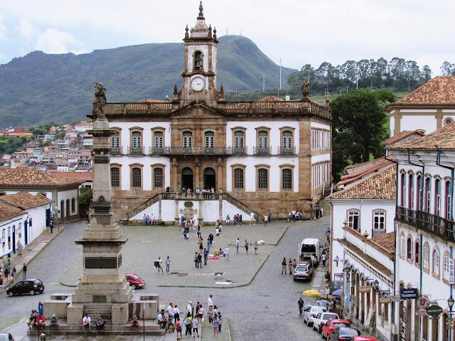 Como chegar a Ouro Preto e Mariana de ônibus