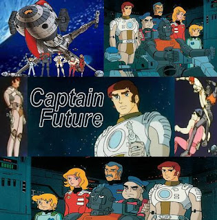 Captain Future sorozat