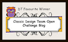 DT favourite February challenge Classic Design Team