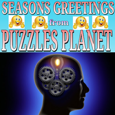Seasons greetings from puzzles planet puzzles