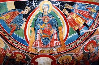 Resultat d'imatges de evangeli mare de deu i fillet