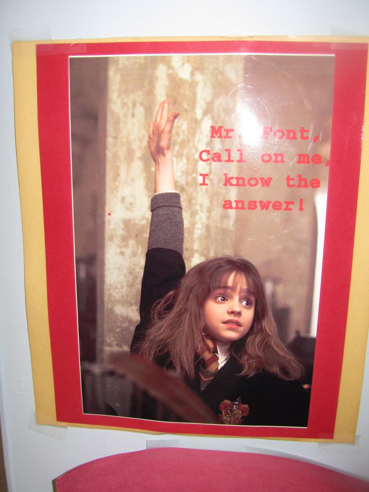 The Reading Bud S Harry Potter Classroom Theme