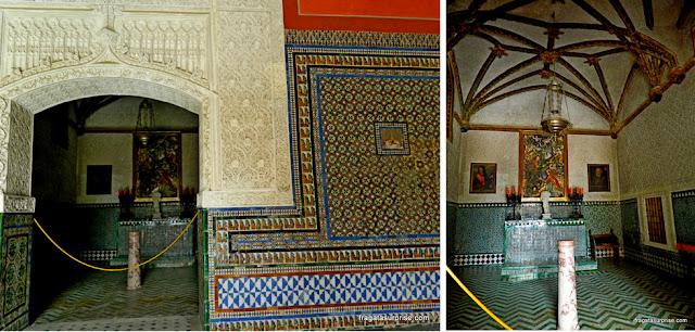 Oratório da Casa de Pilatos, Sevilha