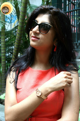 My 3rd Wedding Anniversary Special MOTD, OOTD, Feminine Look, Anamika Chattopadhyaya