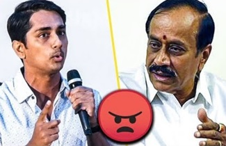 Siddharth Comment on H Raja's Supreme Court Issue | Kasthuri