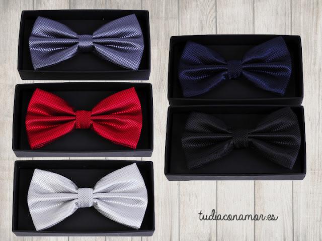 Estas pajaritas de colores en caja de regalo son el detalle ideal para hombre, un detalle útil y original