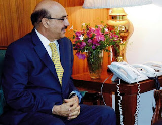 India at pain for Pakistan to become world trade hub due to CPEC - Masood