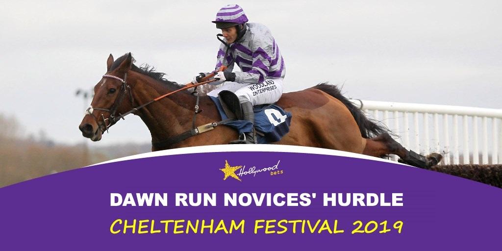 Dawn Run Novice's Hurdle - Cheltenham Festival 2019 - Hollywoodbets