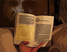 كتاب السحر الأحمر