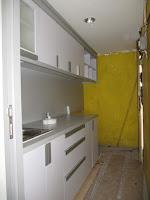 kitchen set pantri dapur kering kantor - semarang