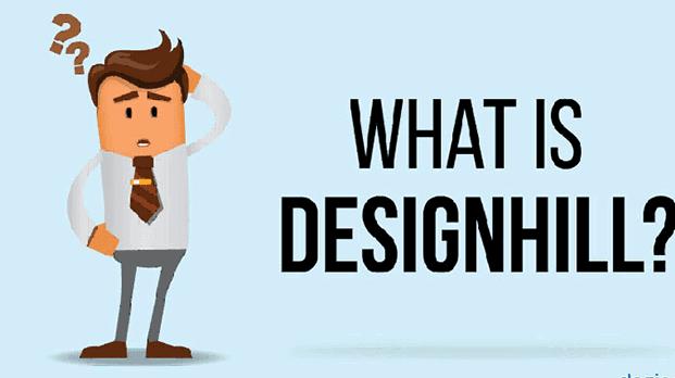 designhill (خاصة بالمصممين)