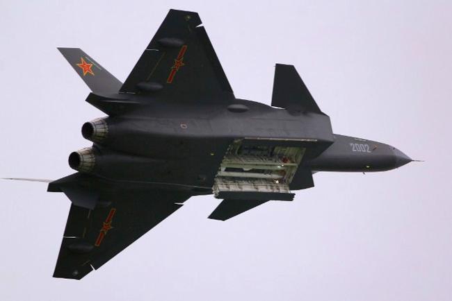 American Innovation: PLAAF Fighter Modernization & J-20 ...